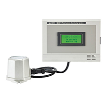 Seismic monitoring system with display (SW-74)