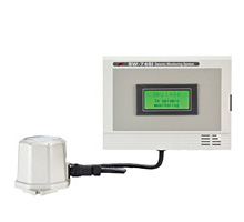 Seismic monitoring system with display(SW-74SI)